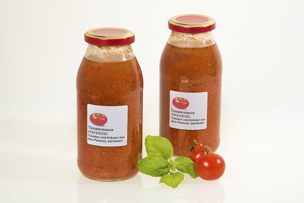 Tomatensauce – azienda agricola vigna rutz