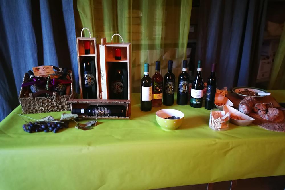 Unser Sortiment an Weinen, Grappa und weiteren Köstlichkeiten aus dem Piemont - azienda agricola vigna rutz