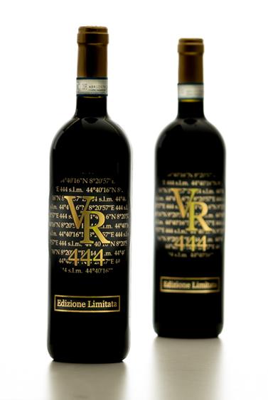 Bild des Monferrato Rosso DOC VR444 der azienda agricola vigna rutz