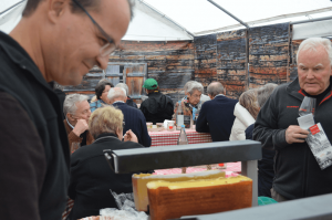 Als Gastwinzer im Rheingau - Wein und Raclette - aavr (10)