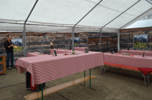 Als Gastwinzer im Rheingau - Wein und Raclette - aavr (2)