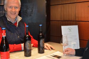 Als Gastwinzer im Rheingau - Wein und Raclette - aavr (3)