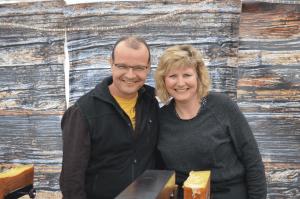 Als Gastwinzer im Rheingau - Wein und Raclette - aavr (4)