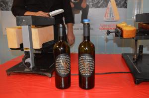 Als Gastwinzer im Rheingau - Wein und Raclette - aavr (6)