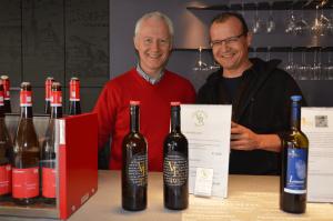 Als Gastwinzer im Rheingau - Wein und Raclette - aavr (8)